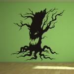 arbre pour halloween