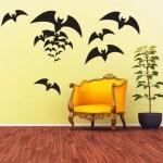 oiseau halloween